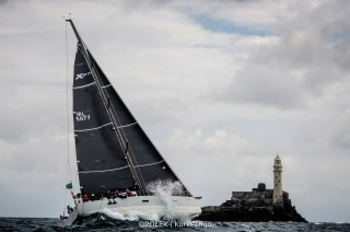X-Yachts at the Rolex Fastnet Race 2019