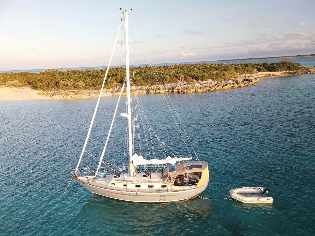 Pacific Seacraft 34 for sale