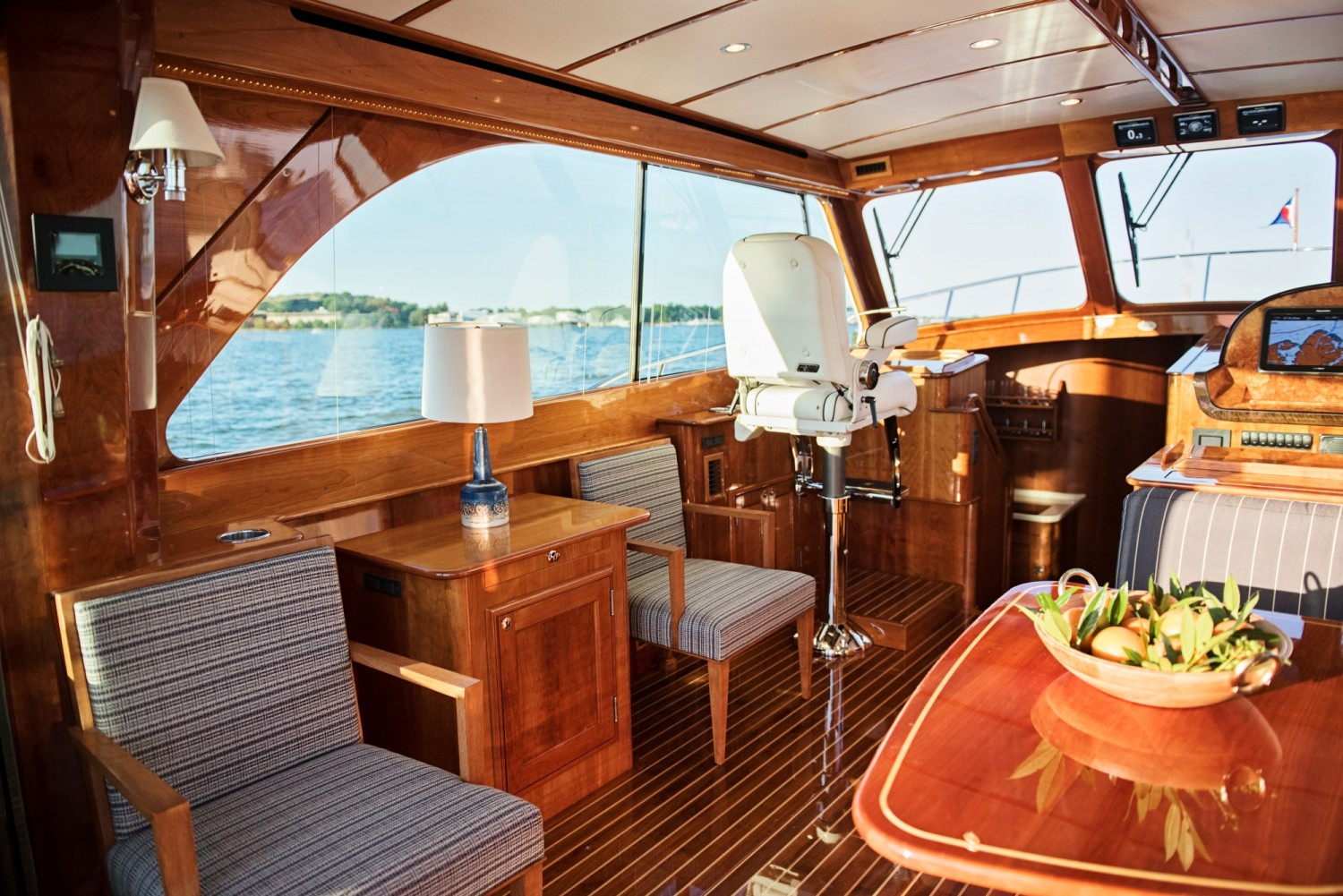 Hinckley 48 For Sale - Forbes Yachts